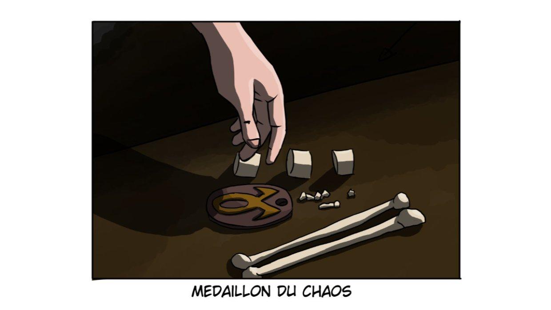 Médaillon du chaos