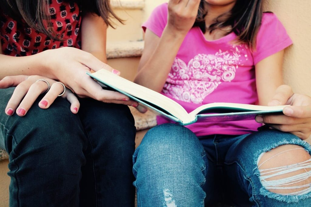 Leggere aumenta l'empatia.
