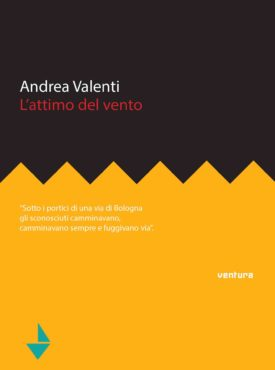 L'attimo del vento recensione libro Andrea Valenti