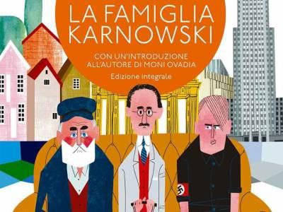 La Famiglia Karnowsky: tre generazioni di uomini ebrei a confronto