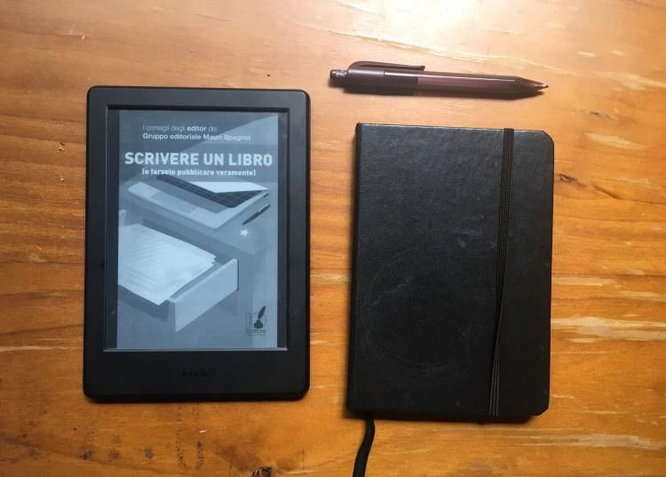Scrivere un libro (e farselo pubblicare veramente)