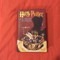 Leggere Harry Potter e il calice di fuoco a 30 anni, in inglese.