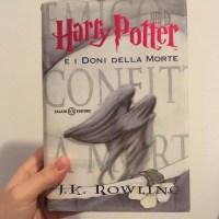 Leggere Harry Potter e i doni della morte a 30 anni, in inglese