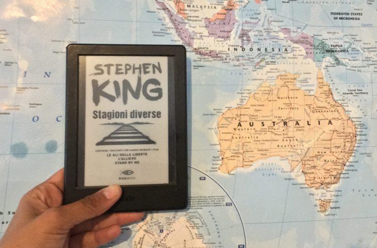 Diario letterario di un'italiana in Australia buon 2020