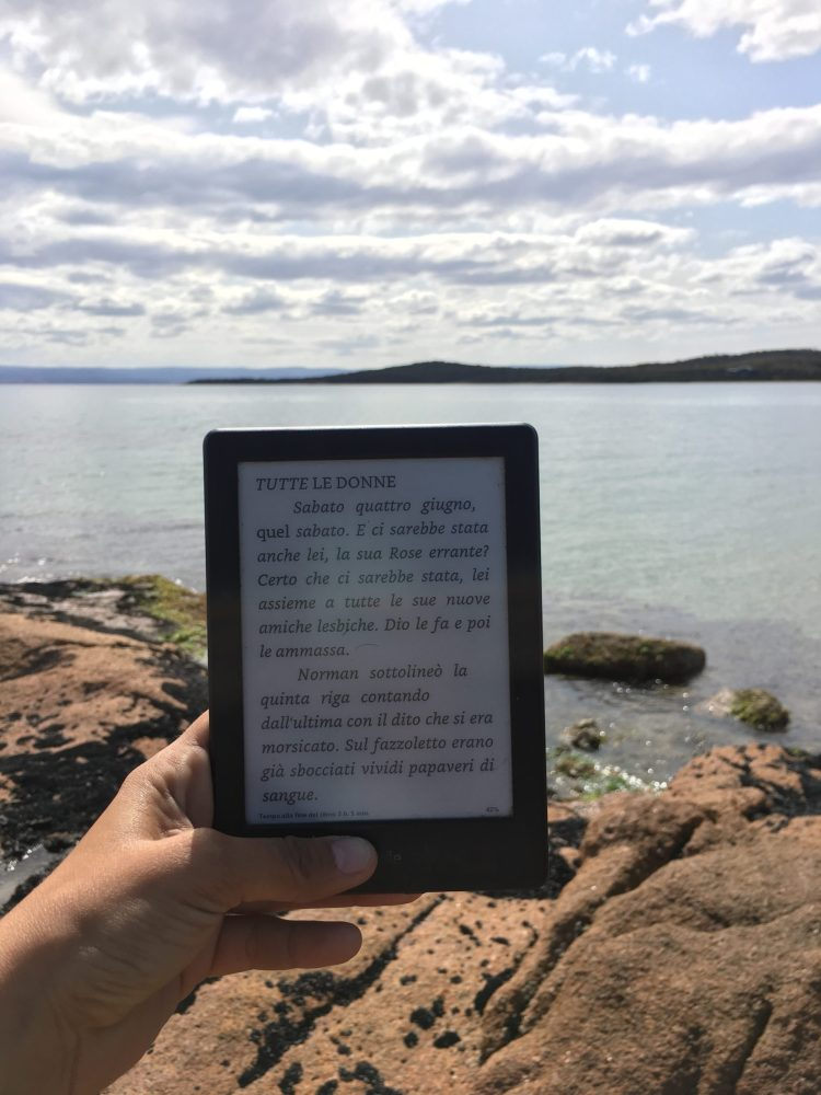 vantaggi della lettura digitale