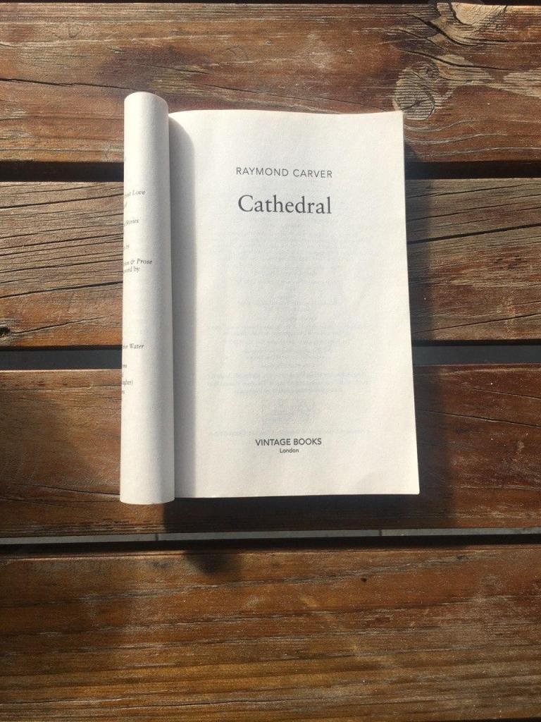 recensione cattedrale lbri raccolta racconti raymond carver