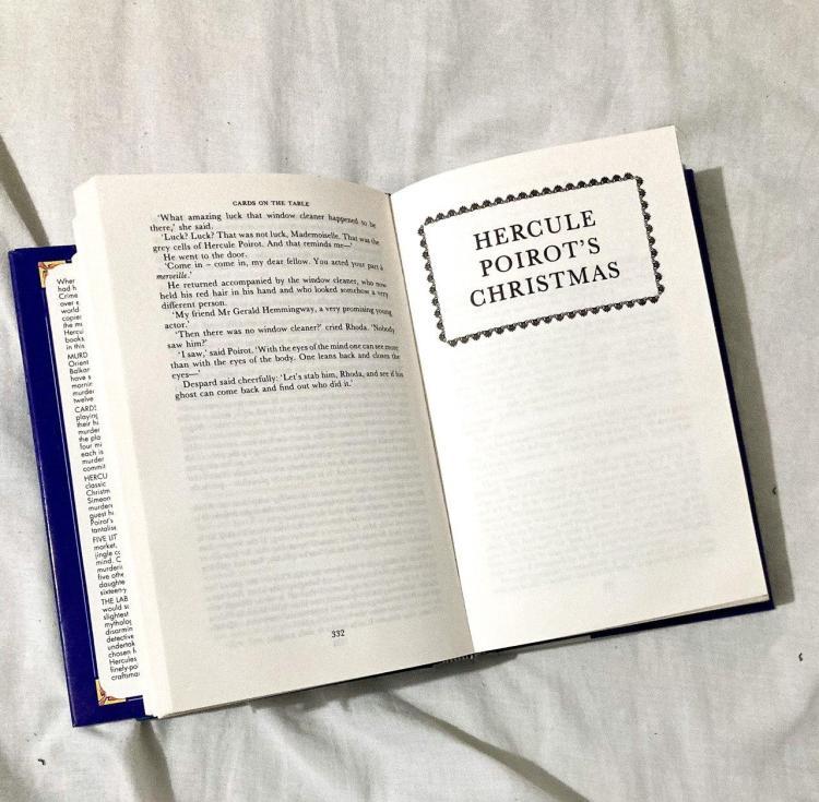 il natale di hercule poirot consigli lettura libri da leggere per natale
