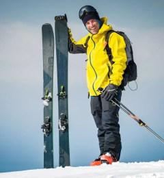 Elan Skis Chamonix
