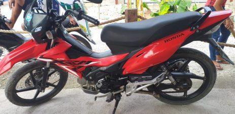 Honda XRM 124 for 350 per day.