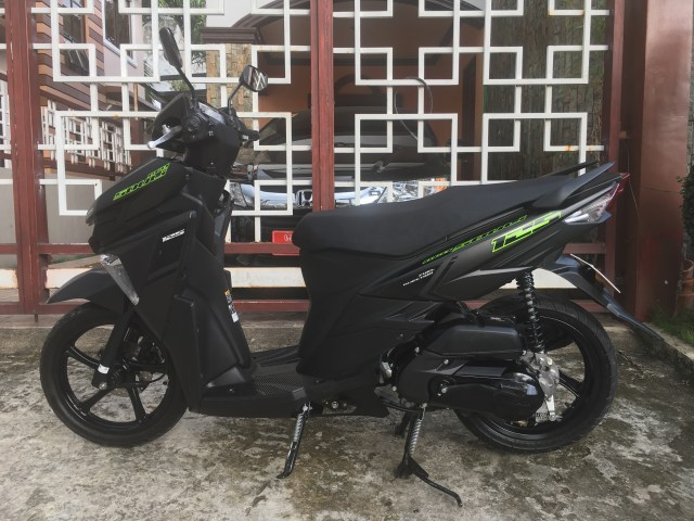 Rent a scooter on boracay island