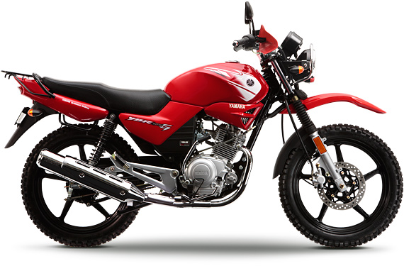Yamaha-YBR 125cc