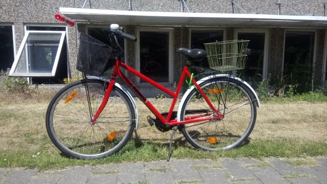 bike rental odense