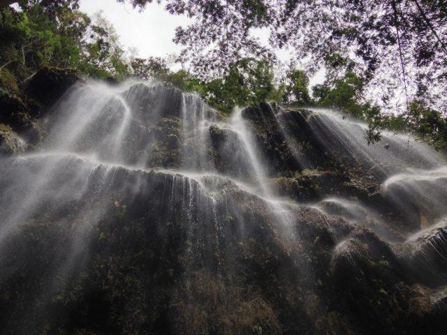 Explore the Tumolag Falls in Oslob