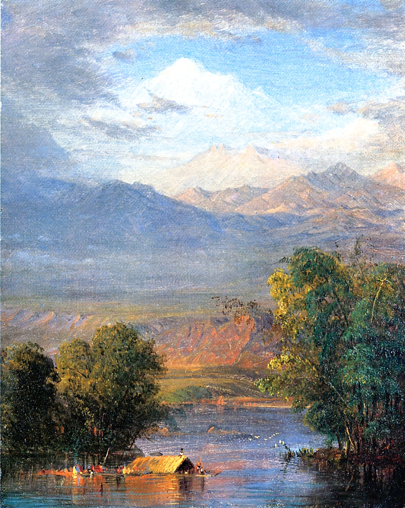 Landscape oil paintingLandscape oil paintingThe