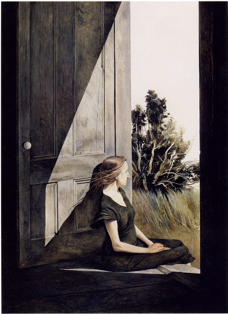 Andrew Wyeth | Your National Gallery of Art