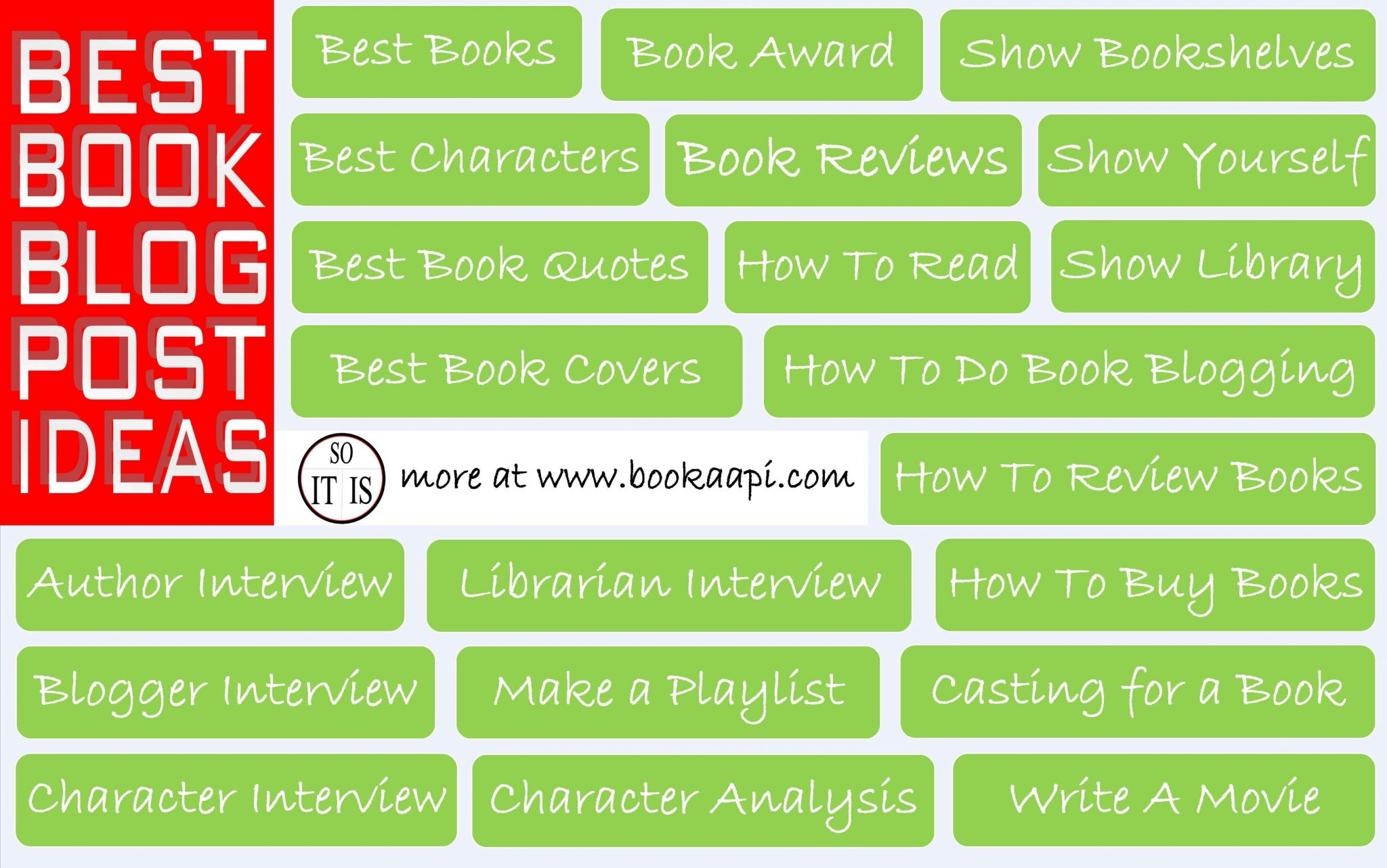 Book blog post ideas 35 for interesting book blogging 2018 book blog post ideas infographics solutioingenieria Images