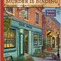 Murder is Binding Lorna Barrett