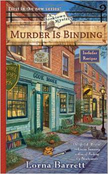 Murder Is Binding (Booktown Mystery #1) – Lorna Barrett