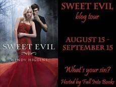 Sweet Evil Book