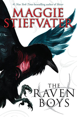 The Raven Boys (The Raven Cycle #1) – Maggie Stiefvater