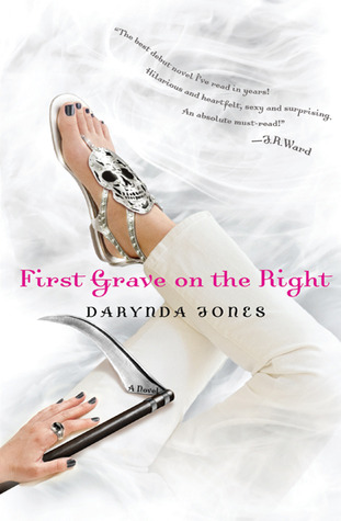 First Grave on the Right (Charley Davidson #1) – Darynda Jones