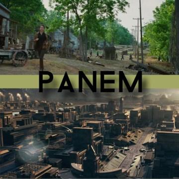 Panem The Hunger Games