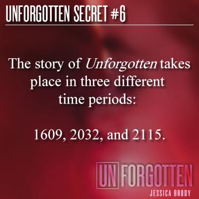 Unforgotten Secret 6