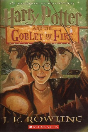 Harry Potter and the Goblet of Fire (Harry Potter #4) – J.K. Rowling
