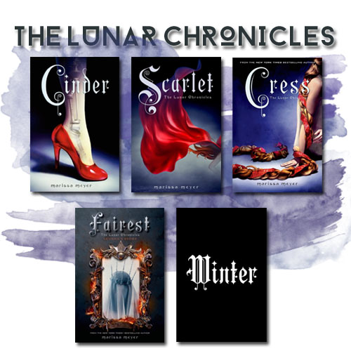 the lunar chronicles marissa meyer