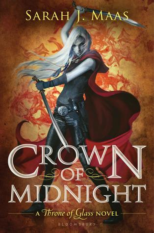 Crown of Midnight (Throne of Glass #2) – Sarah J. Maas