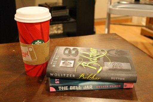 Belzhar The Bell Jar Starbucks Karen One More Page
