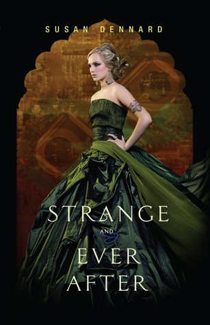 Strange And Ever After Something Strange And Deadly 3 By Susan