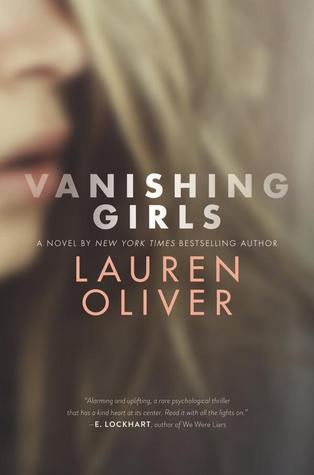 Vanishing Girls – Lauren Oliver