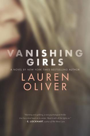 Vanishing Girls – Lauren Oliver