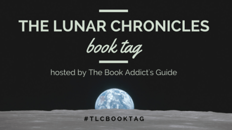 THE LUNAR CHRONICLES book tag