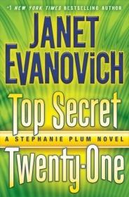 Mini-Reviews: Notorious Nineteen (Stephanie Plum #19), Takedown Twenty (Stephanie Plum #20), Top Secret Twenty-One (Stephanie Plum #21) – Janet Evanovich