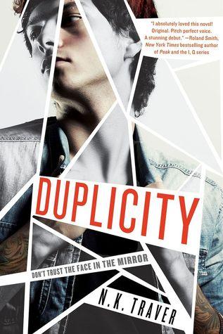 Duplicity – N.K. Traver