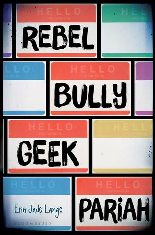 Blog Tour: Rebel, Bully, Geek, Pariah | Playlist