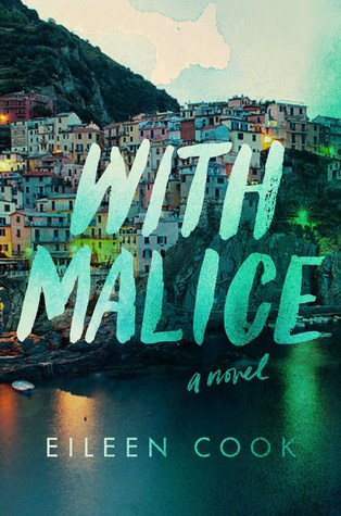 Image result for with malice book cover