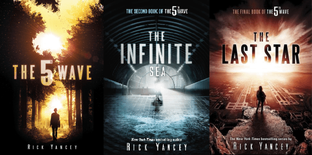 the 5th wave trilogy
