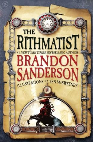 The Rithmatist (Rithmatist #1) – Brandon Sanderson