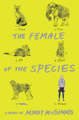 The Female of the Species – Mindy McGinnis
