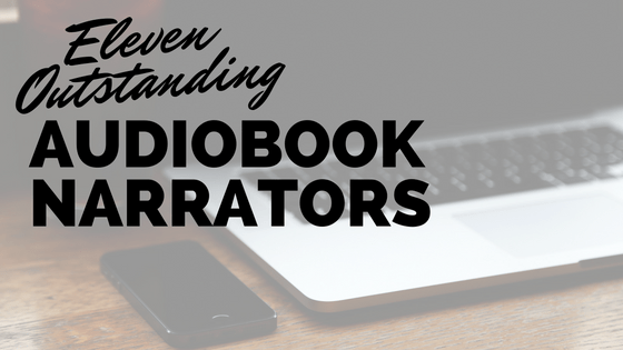 audiobook narrators