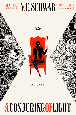 Series Review: Shades of Magic by V.E. Schwab