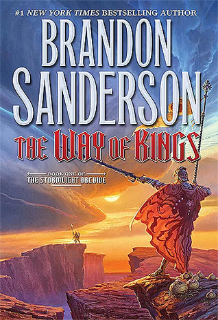 The Way of Kings (The Stormlight Archive #1) – Brandon Sanderson