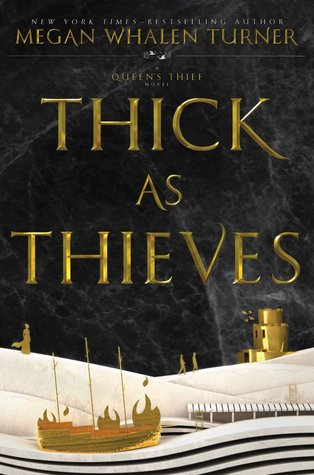 Series Review: The Queen's Thief by Megan Whelan Turner