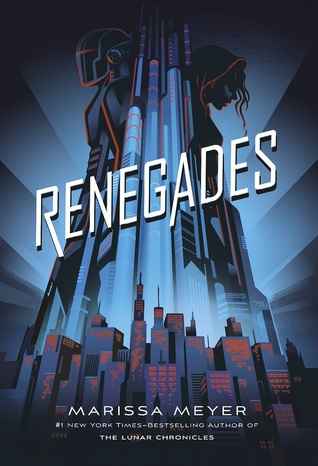 Blog Tour: Renegades by Marissa Meyer | Favorite Types of Villains