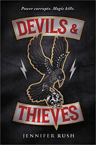 Devils & Thieves (Devils & Thieves #1) – Jennifer Rush