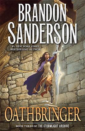 Oathbringer (The Stormlight Archive #3) – Brandon Sanderson
