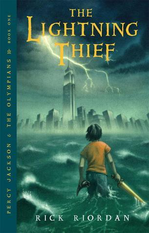 The Lightning Thief (Percy Jackson and the Olympians #1) – Rick Riordan